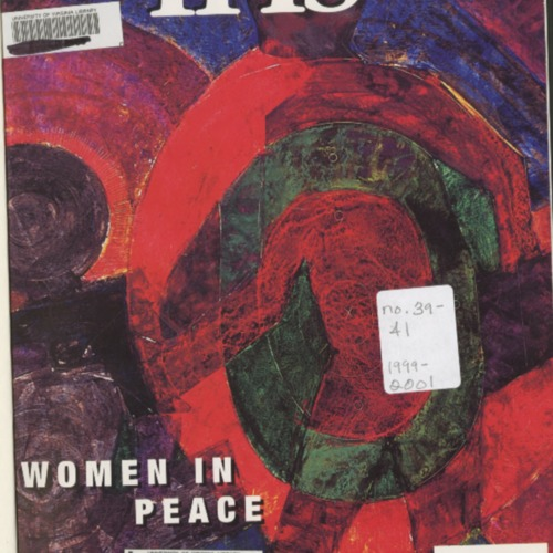 Iris Magazine No. 39, Fall 1999