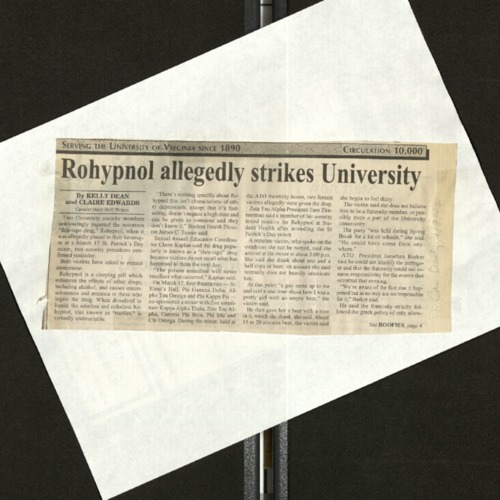 Rohypnol allegedly strikes University- Dean & Edwards.pdf