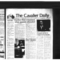 1984-1-26 Cavalier Daily Gordon Filed Complaint When Appeals Exhausted.pdf