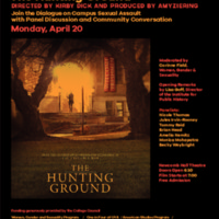 Special Film Screening: The Hunting Ground