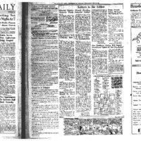 Cavalier Daily May 26, 1954 - Editorial Position Shrouds Situation; Obscurity 'Feeds Sensation Seekers'.pdf