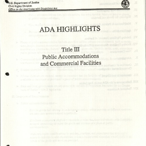 ADA Highlights- Title III Public Accomodation and Commercial Facilities.pdf