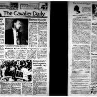 Cavalier Daily Oct 13, 1992 - Retreat Fosters Communication.pdf