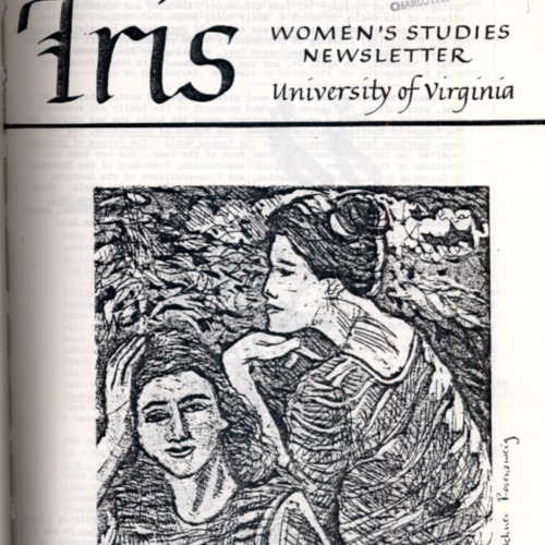 Iris Magazine No. 3, Spring 1981