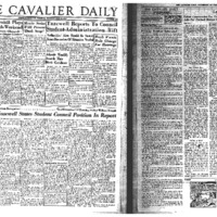 Cavalier Daily May 25, 1954 - Previous Position Reiterated.pdf
