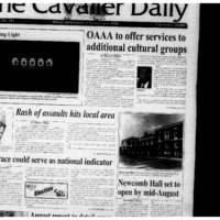 1997-07-21 Cavalier Daily Rash of Assaults Hits Local Area.pdf