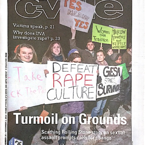 2014-11-26 Cville Weekly - Inside the story - UVA activists speak.pdf
