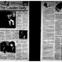Cavalier Daily Oct 8, 1992 - Officers Study Issues in Drug, Assault Training.pdf