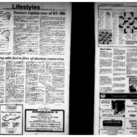 Cavalier Daily Sept 22, 1992 - Doctors Explain Uses of RU 486; French Drug Adds Fuel to Fires of Abortion Controversy.pdf