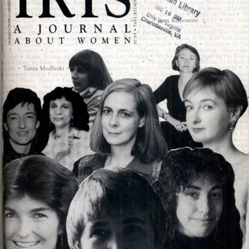 Iris Magazine Vol. XII, No. 3, Fall/Winter 1992