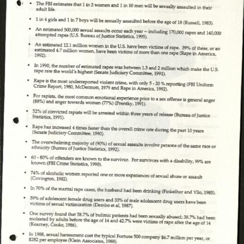 National Statistics about Sexual Assault.pdf