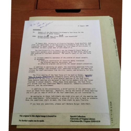 1984 Rape Task Force - Memorandum - 2 Pages.pdf