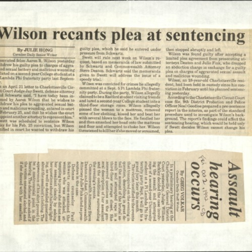 Wilson recants plea at sentencing- Hong.pdf