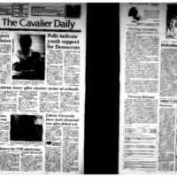 Cavalier Daily Sept 16, 1992 - Council Rejects Input Resolution; Fraternity Members, Officials Study System.pdf