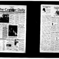 1996-05-18 Cavalier Daily Class of 1996 Weathers Prominent Scandals, Controversy.pdf