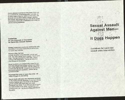 Sexual Assault against men- It does happen.pdf