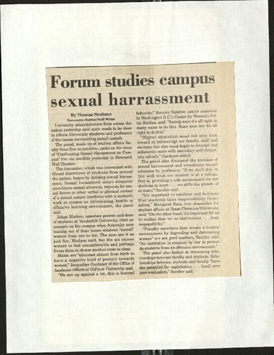 Forum studies campus sexual harrassment-Neuhaus.pdf
