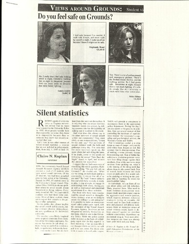 Do you feel safe on campus? Silent statistics- Kaplan.pdf