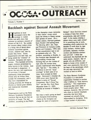 OCOSA Outreach- Spring 1994- Backlash against Sexual Assault mvmt.pdf
