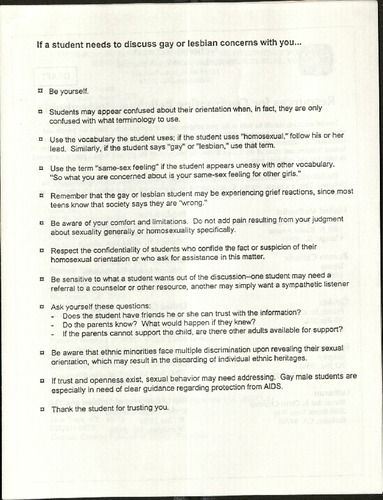 If a student needs to discuss gay or lesbian concerns with you...-educational handout.pdf