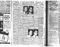 Cavalier Daily May 28, 1954 - Suspensions Upheld by Board of Visitors.pdf