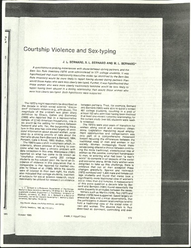 Courtship Violence and Sex-typing.pdf