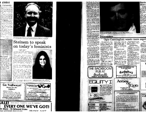 1985-11-19 - Steinem to Speak on Today's Feminists.pdf