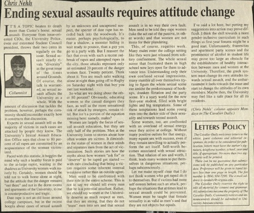 Ending sexual assaults requires attitude change-Nehls.pdf