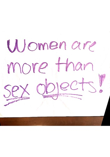 Poster - 24x36inch approx - Women Are More Than.pdf