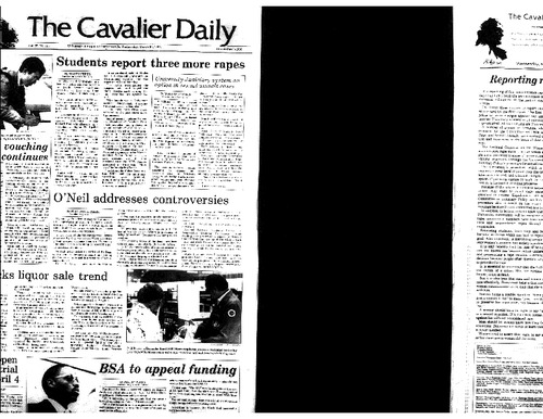 1988-03-30 - Students Report Three More Rapes.pdf