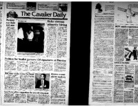 Cavalier Daily Sept 25, 1992 - Bizarre Events Alarm Students.pdf