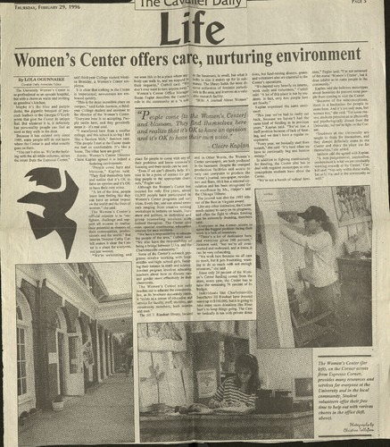 Women's Center offers care, nurturing environment- Ogunnaike.pdf